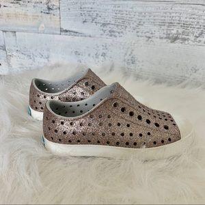 Kids Native Jefferson Bling Shoes